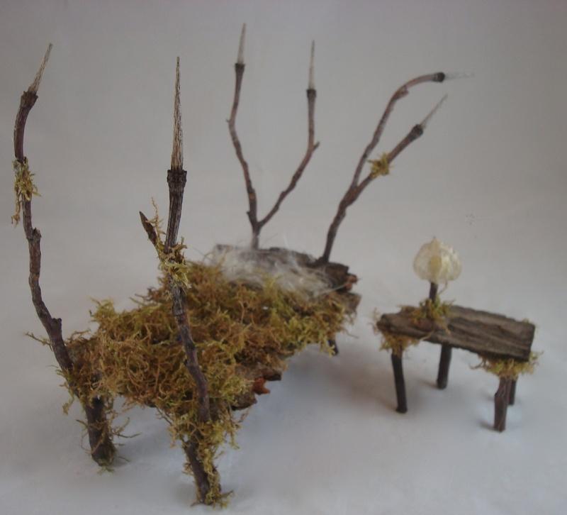 Fairy Furniture Duckyknits