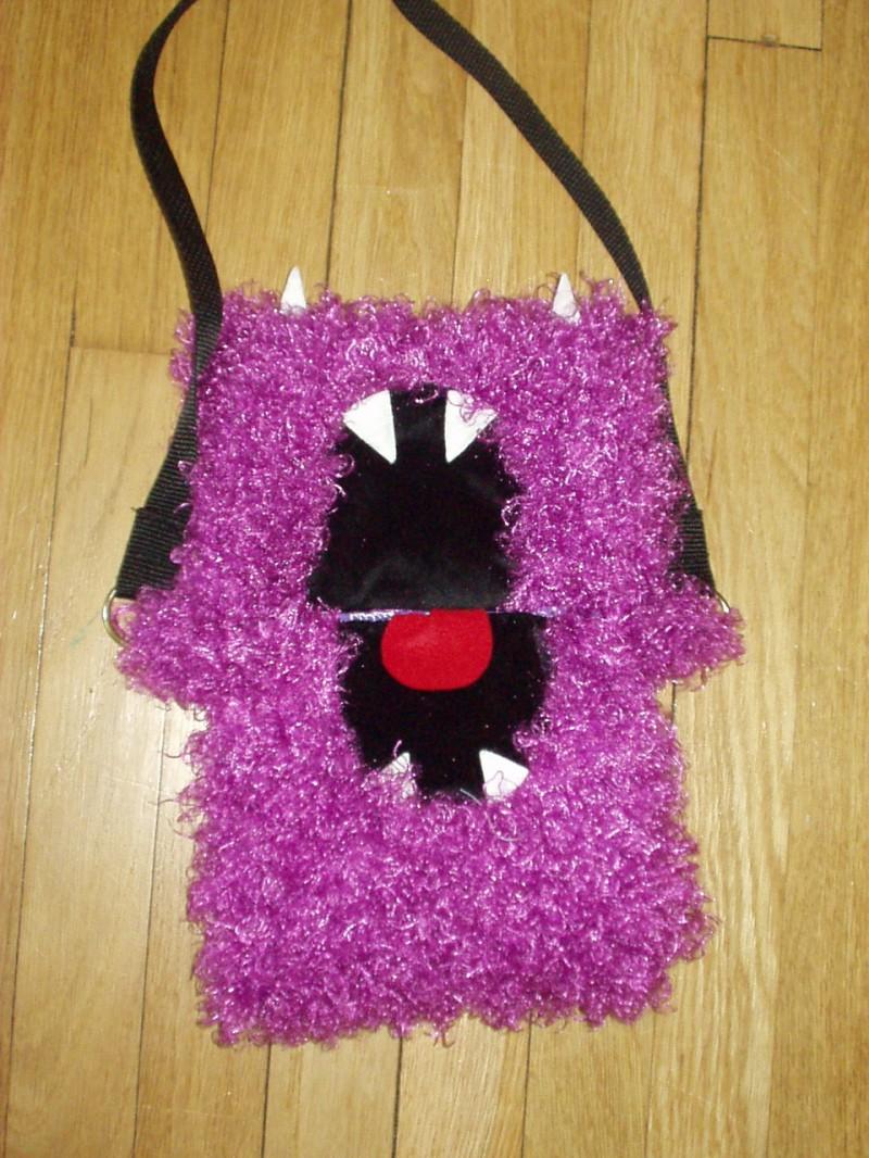 monster purse