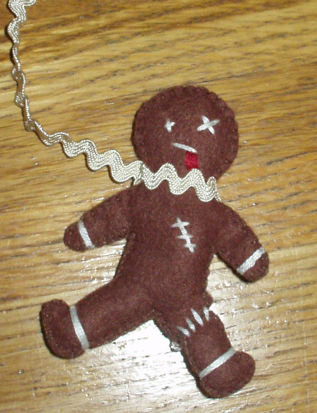 Gingerbread Zombie